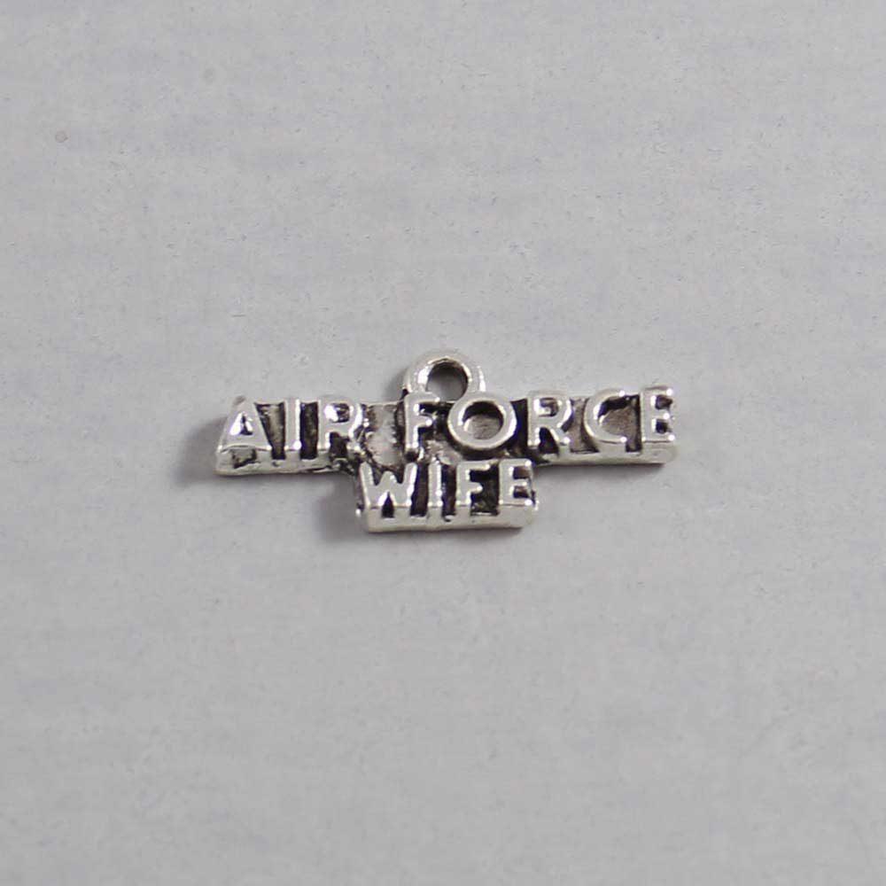 Military US Air Force Charm 02