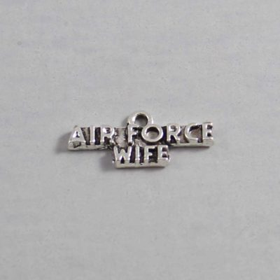 Military US Air Force Charm 02