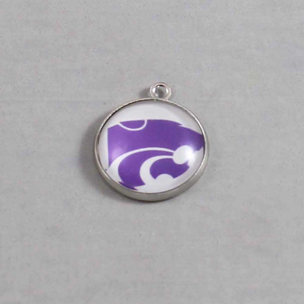 Kansas State Wildcats Charm 01