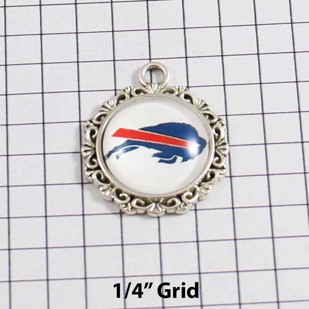 NFL Buffalo Bills Charm 01