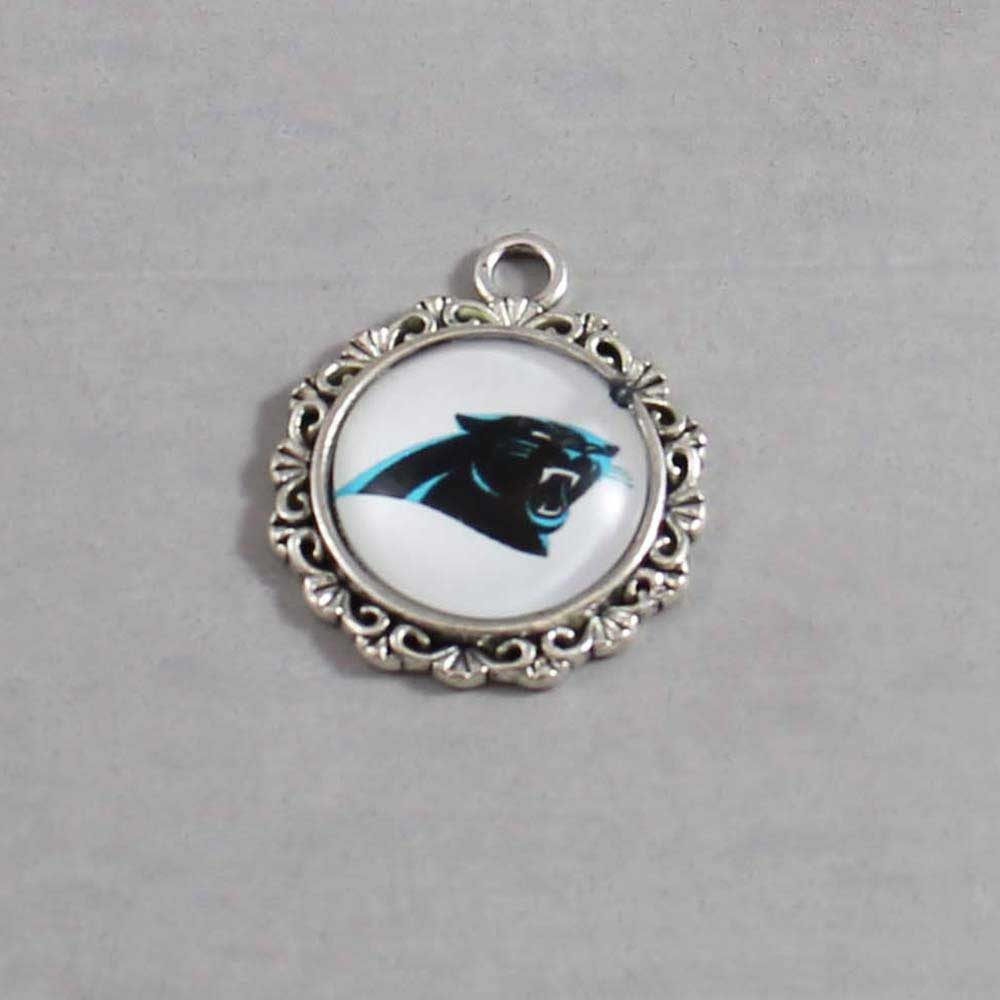 NFL Carolina Panthers Charm 01
