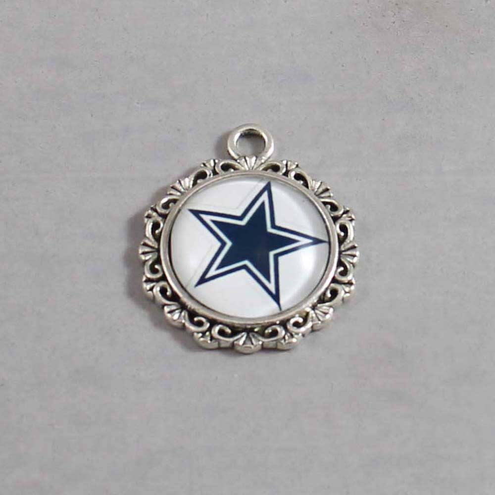 NFL Dallas Cowboys Charm 01