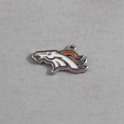 NFL Denver Broncos Charm 02