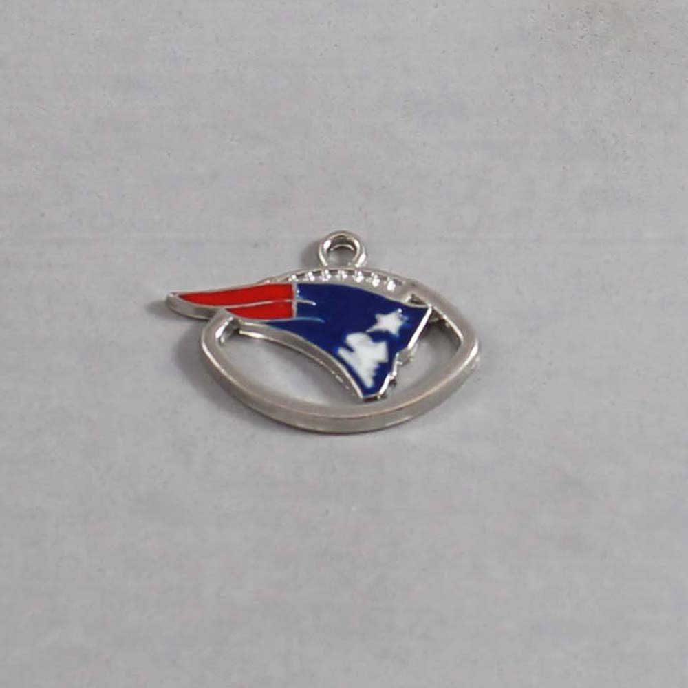 NFL New England Patriots Charm 02