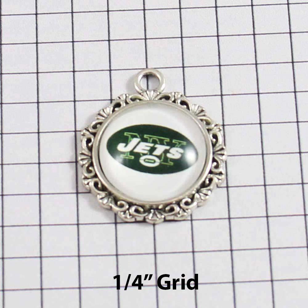 NFL New York Jets Charm 01