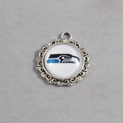 NFL Seattle Seahawks Charm 01