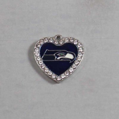 NFL Seattle Seahawks Charm 02