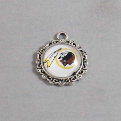 NFL Washington Redskins Charm 01