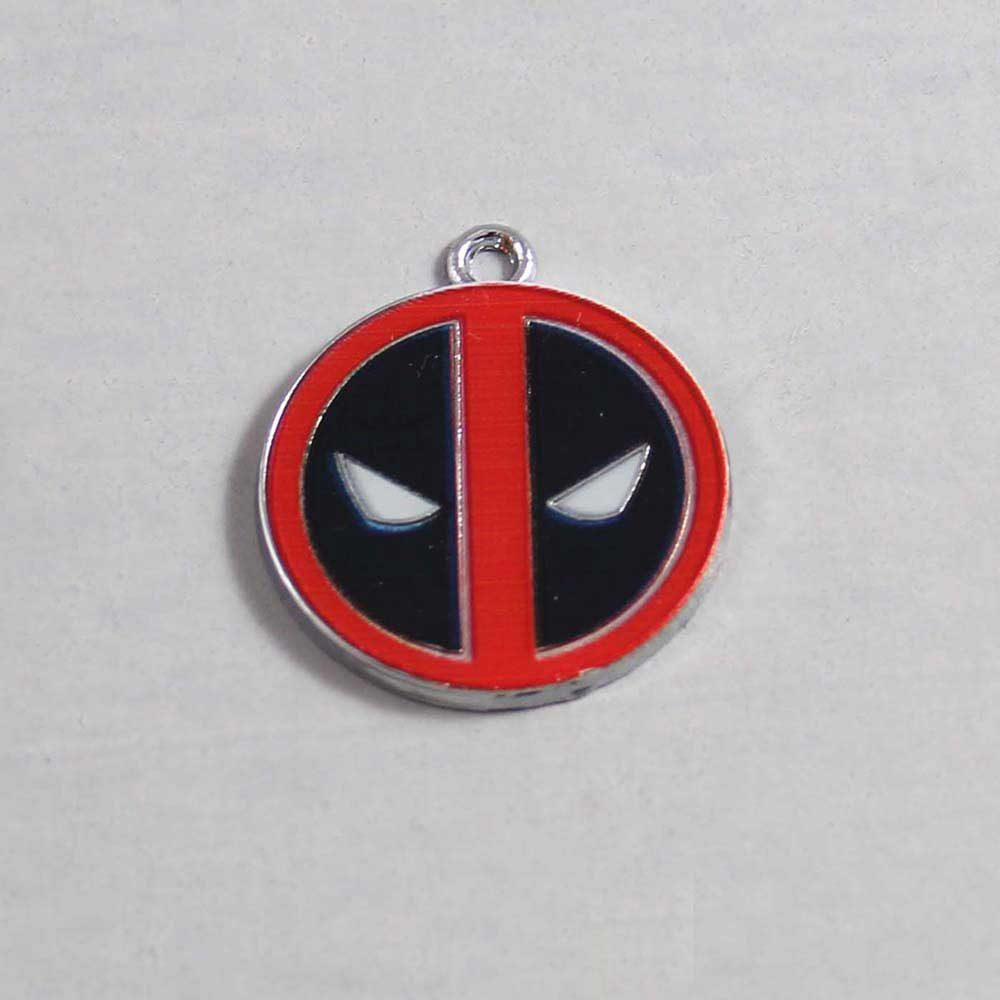 Superhero Deadpool Charm 02