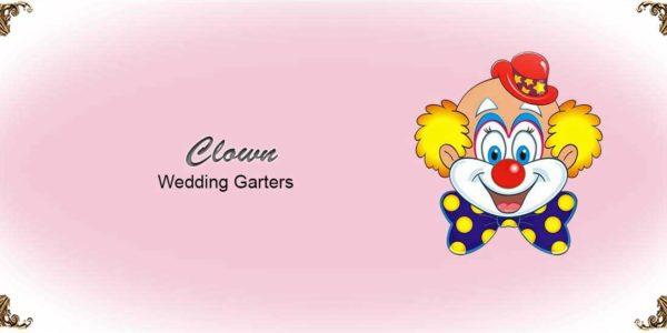 Clown-Wedding-Garters