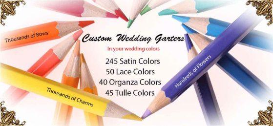 Wedding Garters_Shop by Color