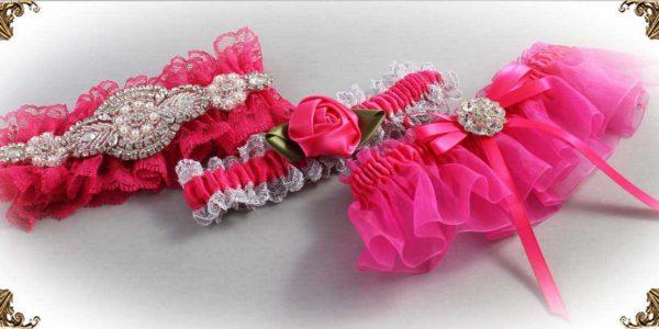 Pink-Wedding-Garters_Hot-Magenta-Wedding-Garter-175