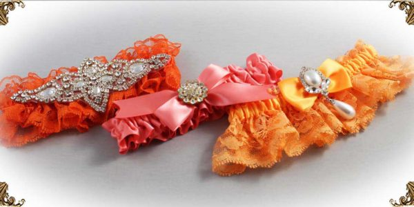 Shop-by-Color_Orange-Wedding-Garters