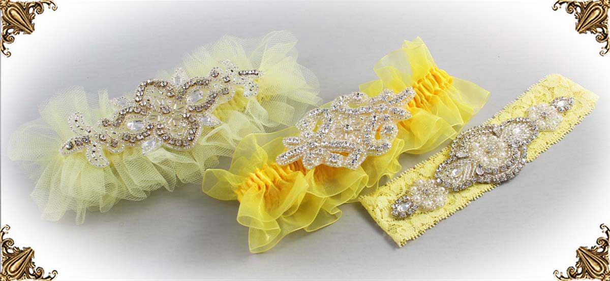 Shop-by-Color_Yellow-Wedding-Garters