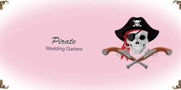 Pirate-Wedding-Garters