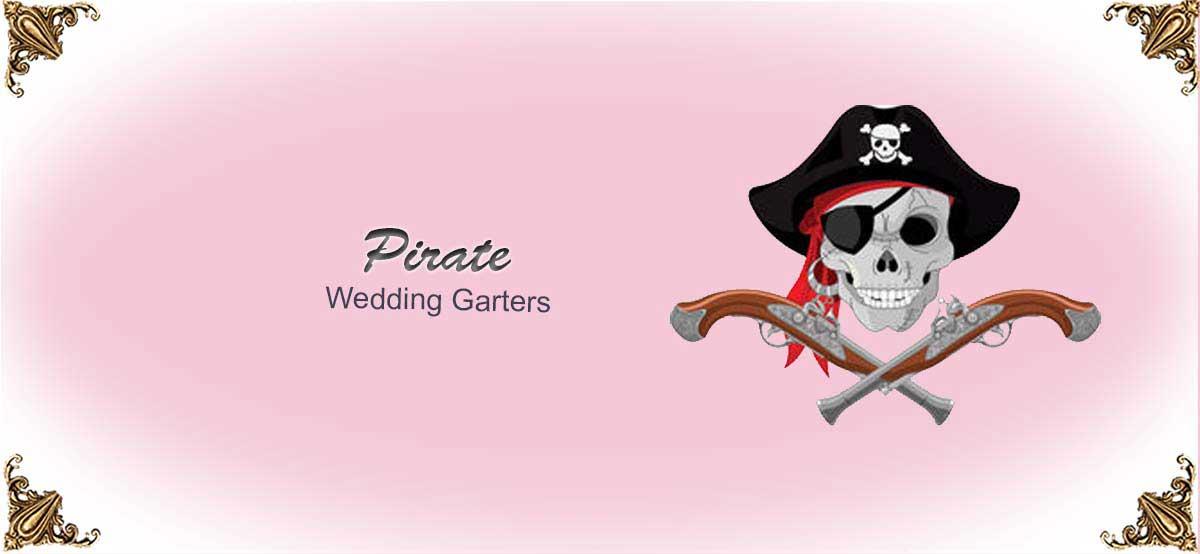 Pirate-Wedding-Garters
