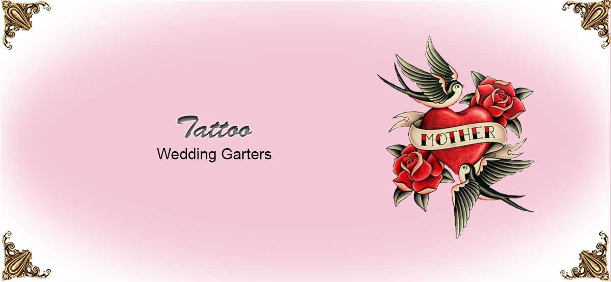 Tattoo-Wedding-Garters