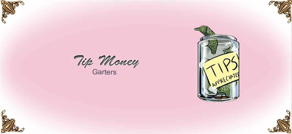Tip-Money-Garters