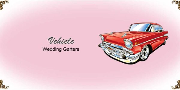 Vehicle-Wedding-Garters