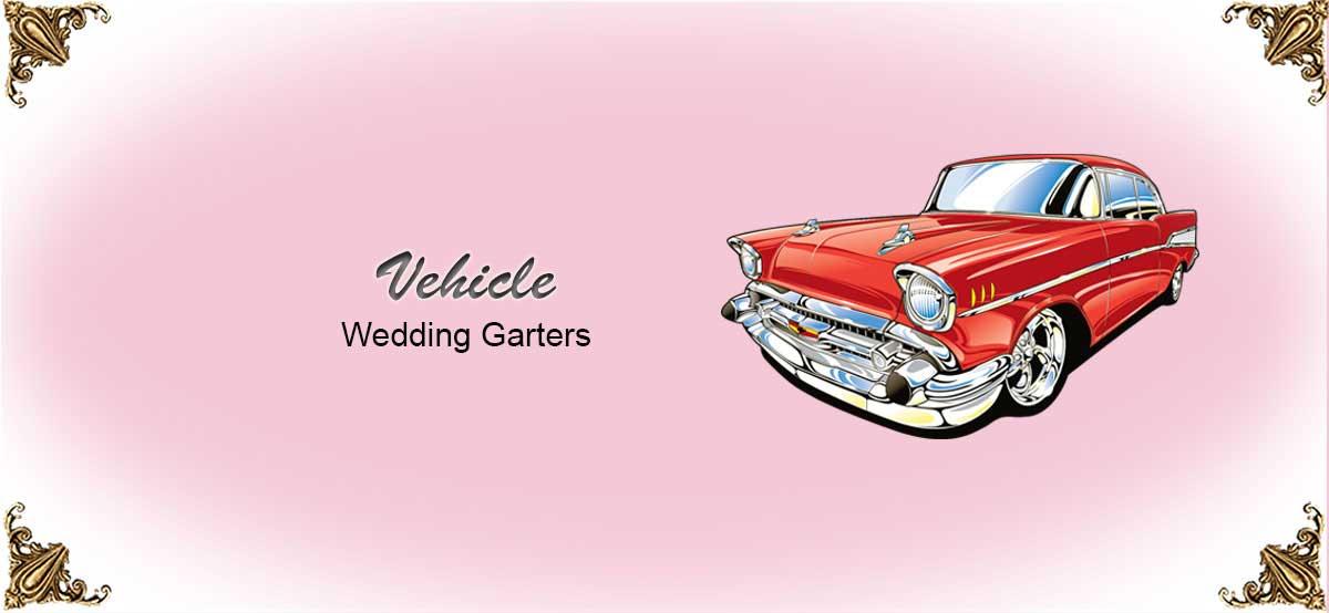 Vehicle-Wedding-Garters
