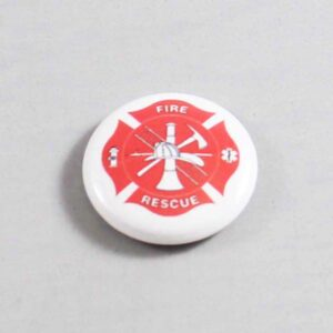 Firefighter Button 01