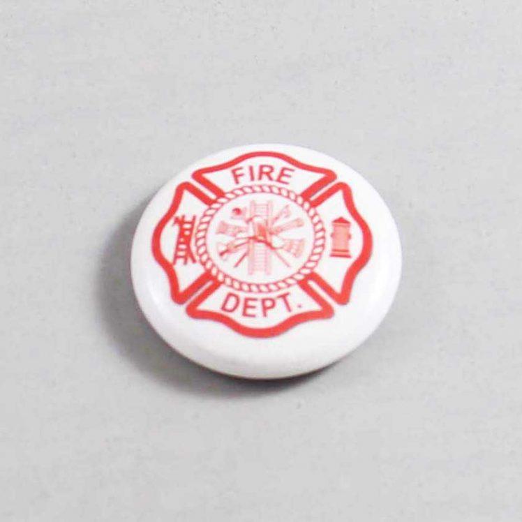 Firefighter Button 02