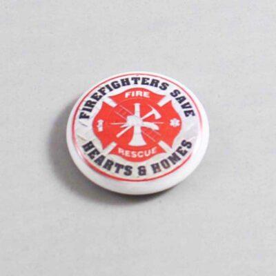 Firefighter Button 03