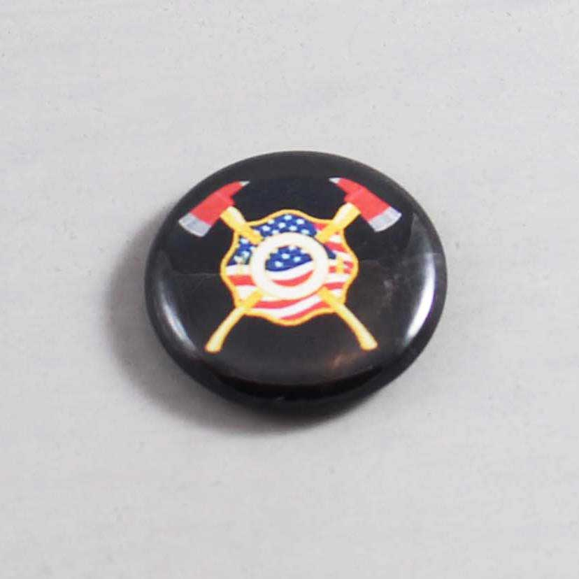 Firefighter Button 06