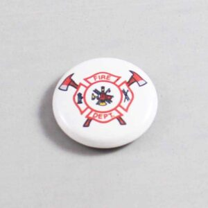 Firefighter Button 07