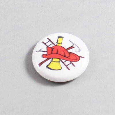 Firefighter Button 08