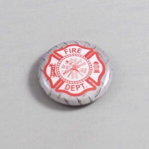 Firefighter Button 10