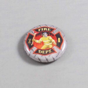 Firefighter Button 11