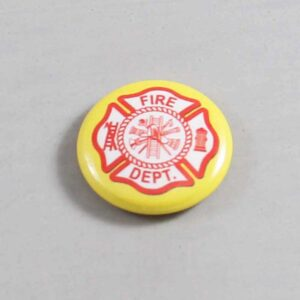 Firefighter Button 13