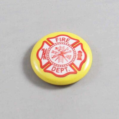 Firefighter Button 13