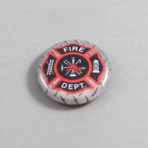 Firefighter Button 19