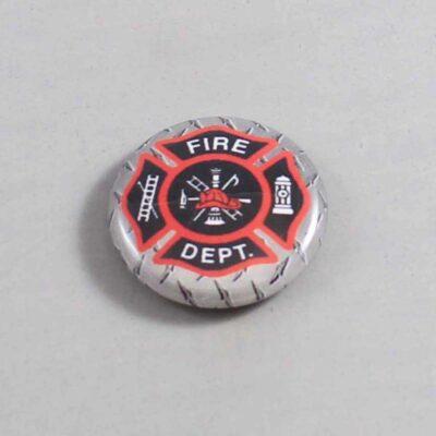 Firefighter Button 19