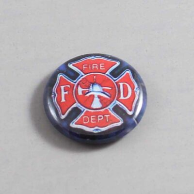 Firefighter Button 20