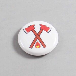 Firefighter Button 22