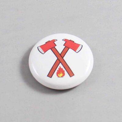 Firefighter Button 22