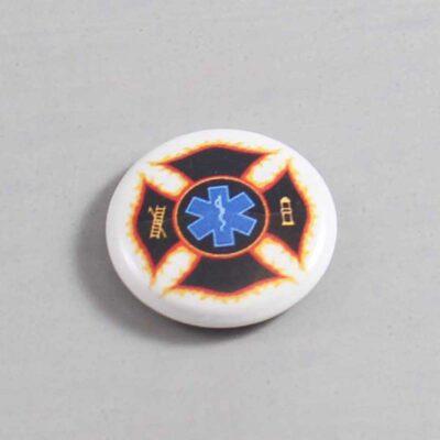 Firefighter Button 24