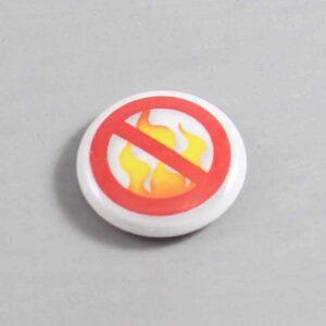 Firefighter Button 25