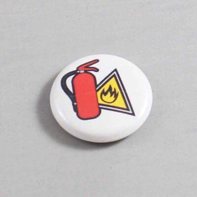 Firefighter Button 26