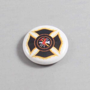 Firefighter Button 27