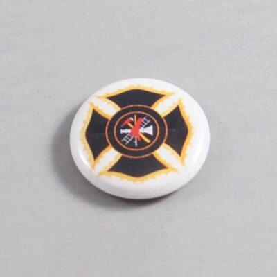 Firefighter Button 27