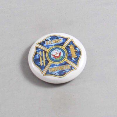 Firefighter Button 35