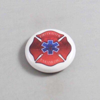 Firefighter Button 38
