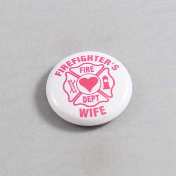 Firefighter Button 46