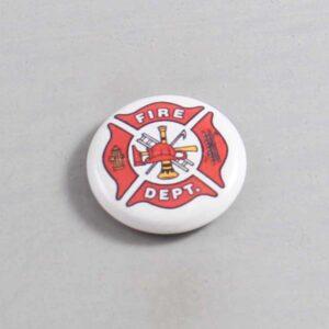 Firefighter Button 49