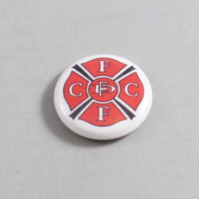 Firefighter Button 50