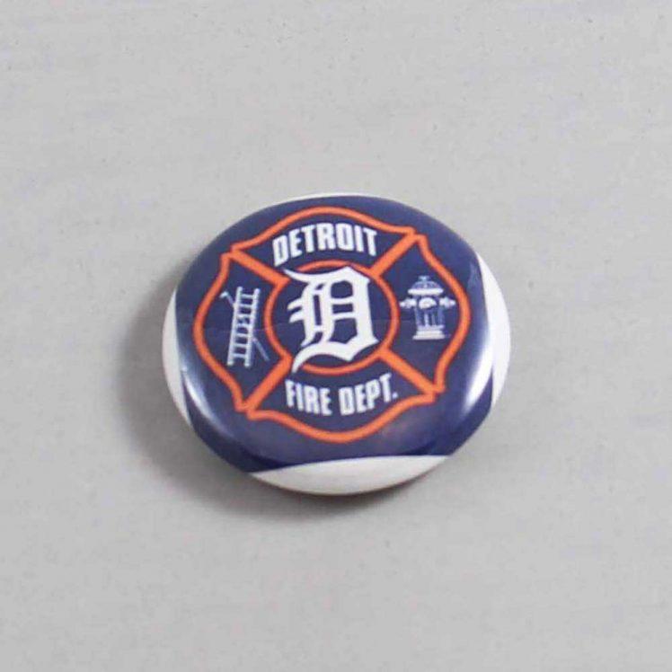 Firefighter Button 54